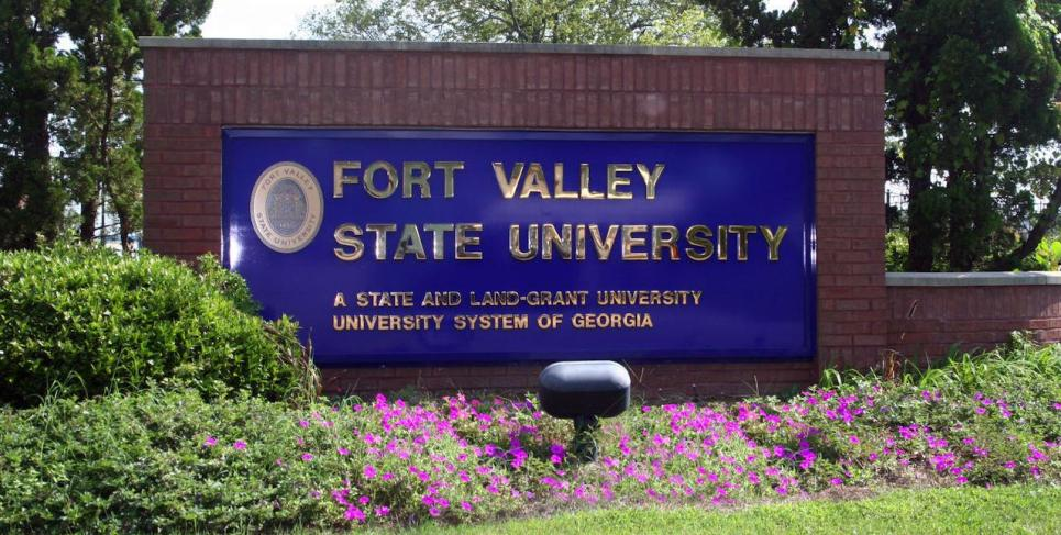 Fort Valley State University - Peach County