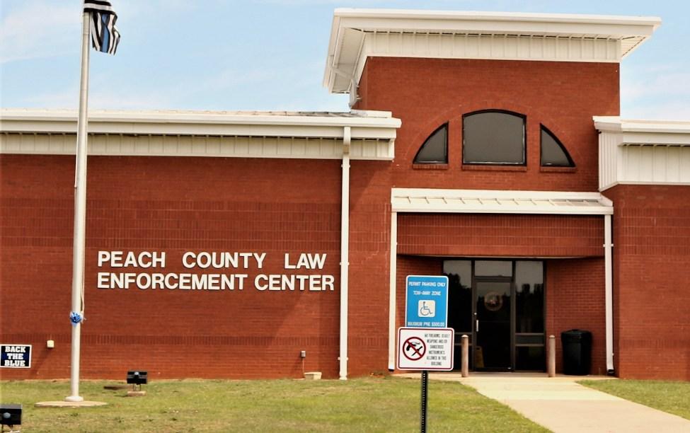 Jail Information | Peach County Ga | Peach County Georgia