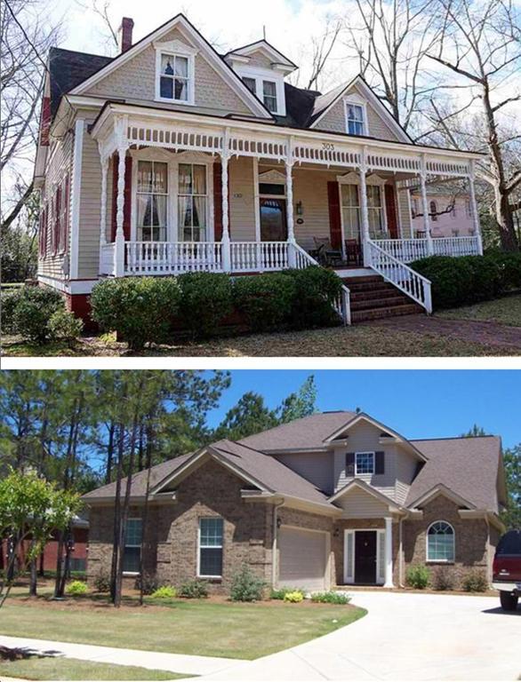 Housing in Peach County - Peach County