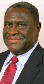 Peach County Commissioner Melvin E. Walker