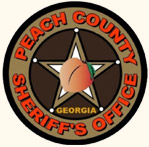 The seal of the Peach County Sheriff's Office